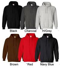 NEW FOR MEN WOMEN HILL SPORTS Hooded Jacket Pullover Hoodie PLAIN Sweat Shirt