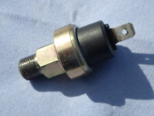 BSA B25  TR25 Oil pressure switch