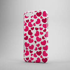 Heart Many Pattern Printed Phone Case Cover for Samsung S5 Note 5 iPhone 6 6+
