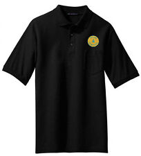 Maine Central Roailroad Company Embroidered Polo [83]