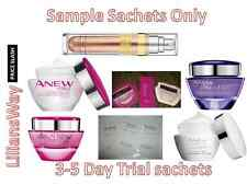 Avon Anew Anti Aging Skincare Samples~VARIOUS~3-5 Day Trial Sachets