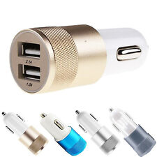 Dual 3.1A 2 Port USB Universal Car Charger Adapter for Cellphones Portable 1pc
