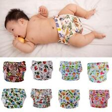 Infant Cloth Diaper Nappy Covers Reusable Nappies Leak-proof Pocket Nappy Diaper