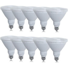 10pcs 20pcs 9W 12W 15W E26 PAR30 PAR38 COB LED Bulbs Soft Warm White Spotlight