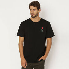 New Thrills Rose T-Shirt in Black | Mens Mens Tees