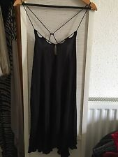Urban Outfitters Gorgeous Little Black Backless Dress S