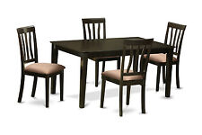 CAAN5-CAP 5 Piece Dining Room Table Set-Table and 4 dining room Chair