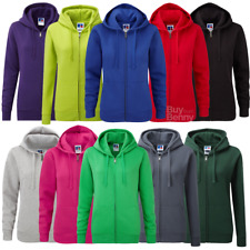 Russell Ladies Authentic Zipped Hoodie (266F)