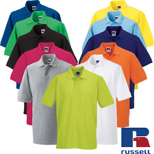 Russell Classic Cotton Polo Shirt (569M)