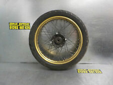 HONDA XL700 TRANSALP 700 FRONT WHEEL WITH TYRE 100-90-19 2.02MM