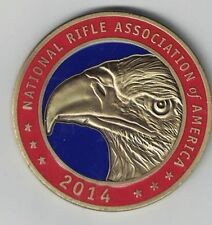 NRA~National Rifle Association Challenge Coin 2014