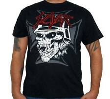 Slayer Graphic Skull T-Shirt SM, MD, LG, XL, XXL New