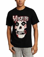 Misfits Bloody Skull Logo Shirt SM, MD, LG, XL, XXL New