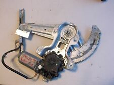 96 97 98 99 00 HONDA CIVIC SEDAN DRIVER LEFT REAR POWER WINDOW REGULATOR OEM