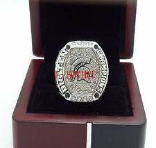 2015 Michigan State Spartans Big Ten Football College Championship Ring Size8-14
