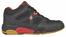 Ektelon NFS Attack Racquetball Shoes - Mid - Men's (Black/red)