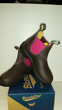 Blundstone 1410 Kids Pink Elastic Sided Boots