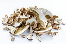 75g. Boletus edulis mushrooms from Bulgaria's mountains Sliced and dried Organic
