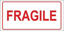 Red Fragile, Handle Care,This Way up, Heavy Parcel Stickers Self Adhesive Labels
