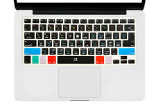 LOGIC PRO X Shortcut keys Keyboard Cover Skin For iMac ,Macbook Pro Air 13 15