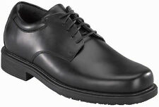 Rockport RK6522 Men's Black Work Up Work Shoes - New With Box
