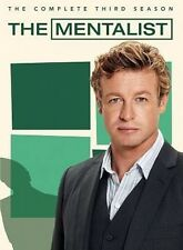 The Mentalist: The Complete Third Season [Region 1] - DVD - New - Free Shipping.