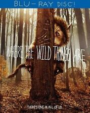 Where the Wild Things Are [Region 1] [Blu-ray] - DVD - New - Free Shipping.