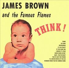 Think! by James Brown/James Brown & His Famous Flames