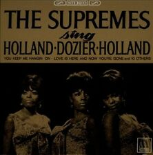 The Supremes Sing Holland-Dozier-Holland [Slipcase] by The Supremes