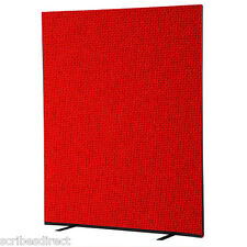 Woolmix Office Partition / Room Divider Screen 1500(w) x 1800(h)mm