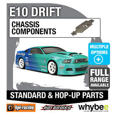 HPI E10 DRIFT CAR [Chassis Components] Genuine HPi Racing R/C Parts!