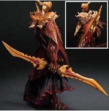 WORLD of WARCRAFT WOW BLOOD ELF PALADIN QUIN'THALAN SUNFIRE ACTION FIGURE TOY