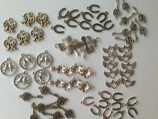 Tibetan Silver  Bronze Tone  Charms Pendants  For Jewelry Making Craft DIY