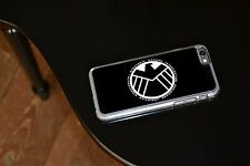 Agents of SHIELD Badge Phone Case iPhone 4 5 6 7 Samsung S6 S7