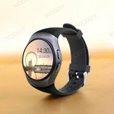 Bluetooth Smart Wrist Watch SIM GSM Phone Mate For Android IOS iPhone Samsung UK