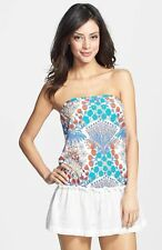 Marc by Marc Jacobs *NWT* Maddy Botanical Bandeau Swimsuit Cover Up Dress