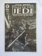 STAR WARS: TALES OF THE JEDI - Dark Lords of the SITH 1 Special Ashcan edition