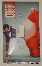 The Big Hero 6 Light Switch & Duplex Outlet Cover Plate