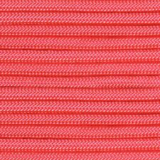 550 Paracord Pink Type III Paracord 10' 20' 50' 100' Hanks & 100' Spools
