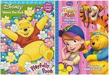 Disney Winnie the Pooh Coloring & Activity Book 1ct Party Favor Holiday Gift
