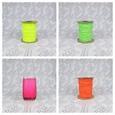 Lacrosse Lax stick stringing sidewall 100 yard spool ANY NEON COLOR YOU PICK