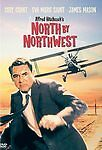 Alfred Hitchcock's North by Northwest Cary Grant DVD NEW factory sealed