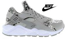 Nike Air Huarache Snow Camo Grey White Bnib 318429 091 Mens Trainers