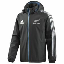 Adidas New Zealand Rugby Men's All Blacks All Weather Jacket