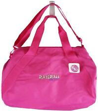 Baseball Mom Duffel Bag Duffle Tote Team Ball Mother's Day Monogram Hot Pink Now