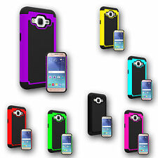 Shock Proof Defender Heavy Duty Armour TPU Case Cover For Apple iPhone 4 4G 4S