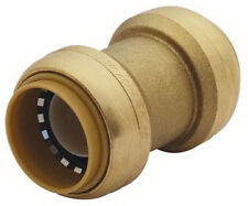 Sharkbite/Cash Acme U020LFA 1 x 1-In. Pipe Coupling, Lead-Free - Quantity 6