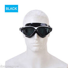 Prescription Optical Swimming Goggles Eyewear Glasses Myopia Anti UV Fog 2.0-6.0