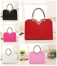 New Fashion Women Handbag Shoulder Bag Tote Purse Leather Messenger Bag Satchel