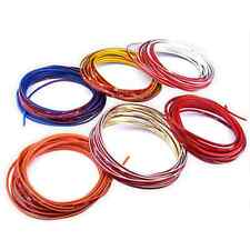1pcs 5 Meters DIY Dream Red Car/Anywhere Decoration Moulding Trim Strip Line V